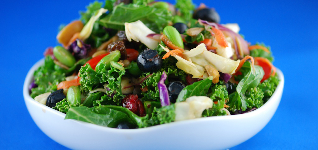 Figure 1: Superfood Salad. Image: Chef Mick (Michaelangelo) Rosacci