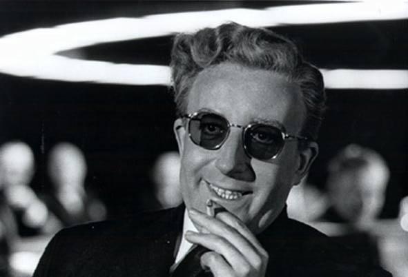 Dr. Strangelove. Image: Paolo Attivissimo