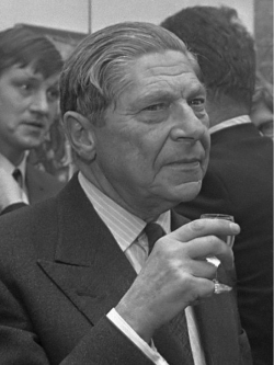 Darkness at Noon author Arthuer Koestler