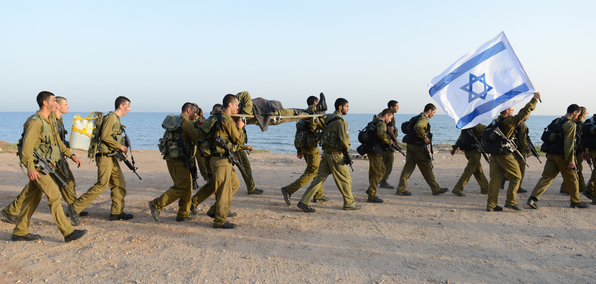 The Navy's Final Beret March: Israel Defense Forces