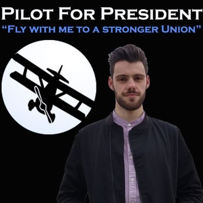 "Luke Pilot, the SU's President-elect, and apparently part of a sinister far-left ""coup"" according to an article in the Boar."