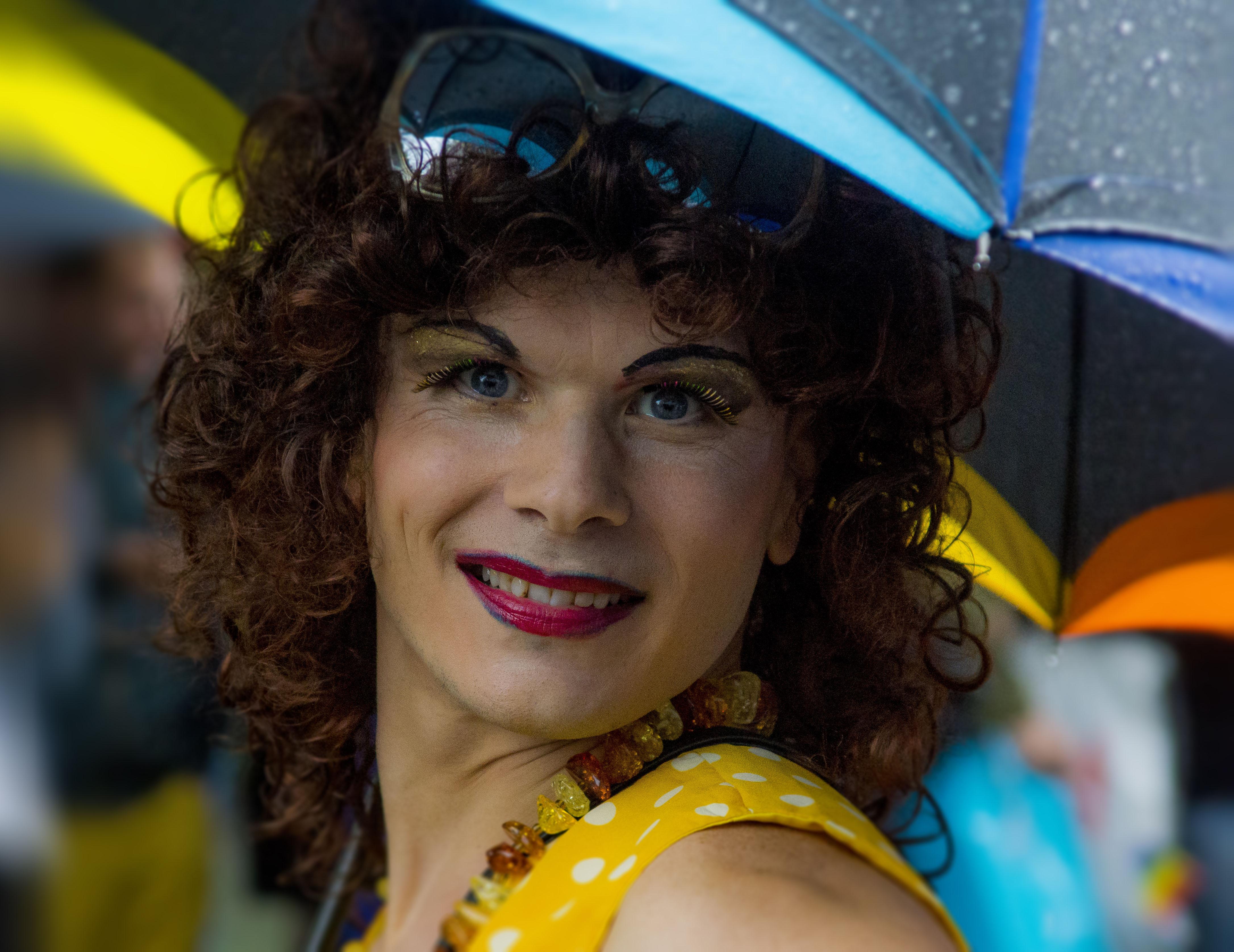 Oslo Pride Parade, 2013. Image: Tjook.