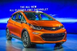 Chevrolet Bolt Image: David Pinter