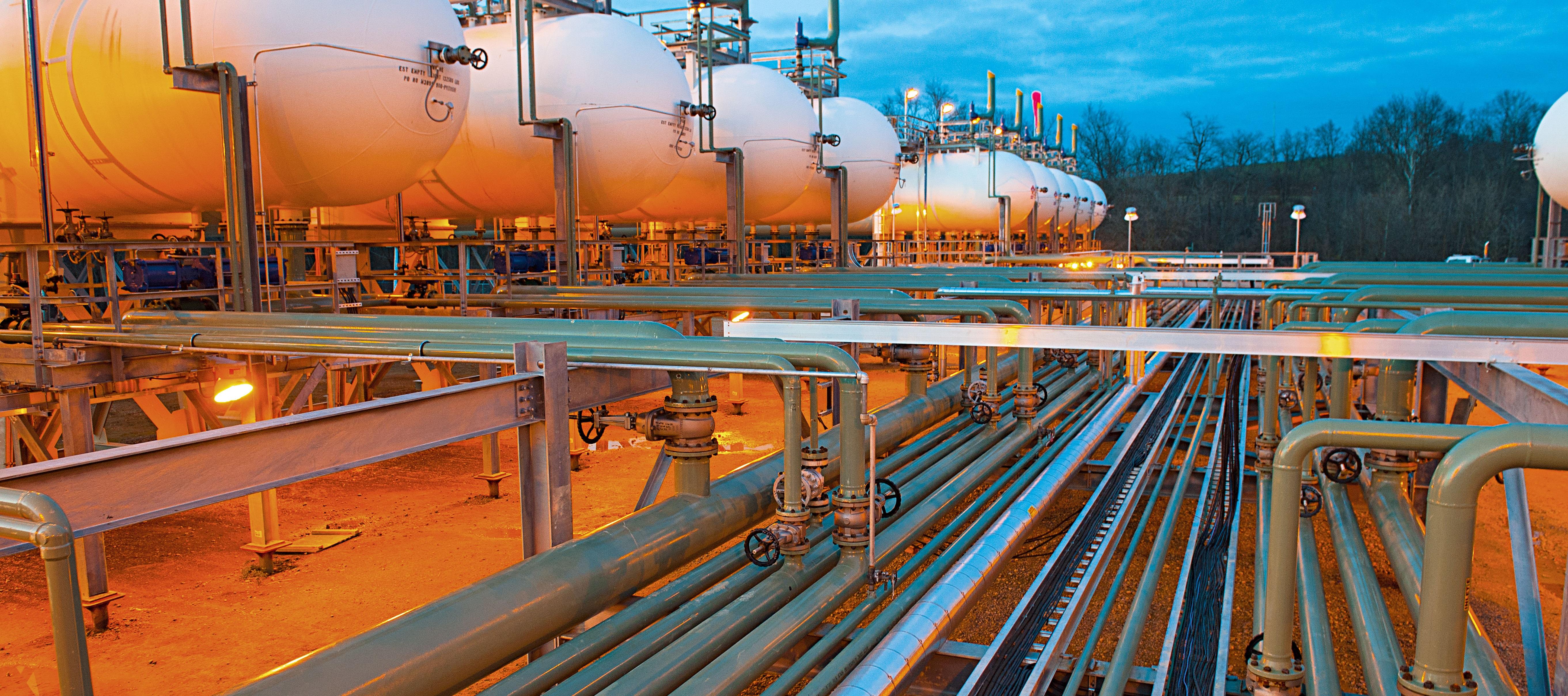 Bilfinger - Natural gas pipeline USA. [Bilfinger SE, Flickr.com]