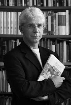 Professor Thomas Docherty. Image: University of Kent.