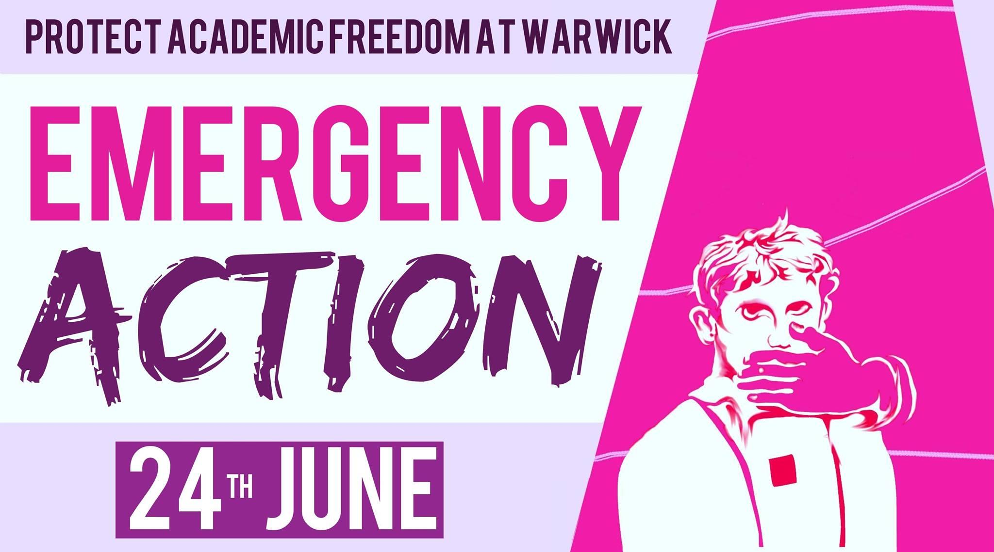 emergency demo PR