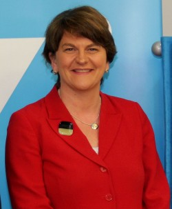 Arlene Foster, Image: Northern Ireland Office